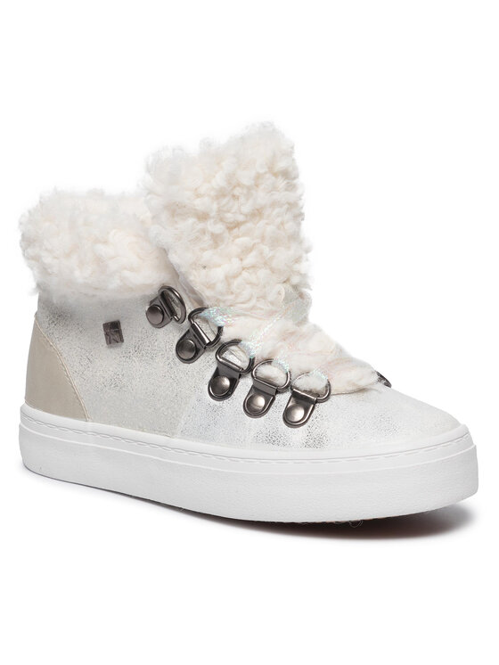 BIG STAR Auliniai batai EE374017 Sidabrinė