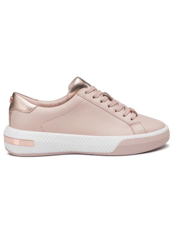 MICHAEL Michael Kors MICHAEL Michael Kors Sneakersy Codie Lace Up 43T9CEFS1L Růžová