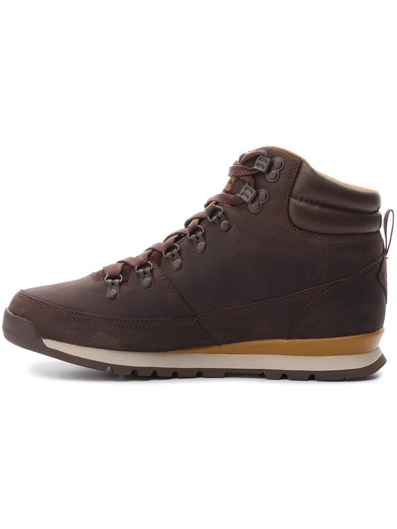 The North Face The North Face Trekkingi Back-To-Berkeley Redux Leather T0CDL05SH Brązowy