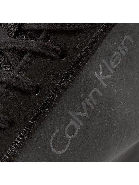 Calvin Klein Jeans Calvin Klein Jeans Plátěnky Valencia RE9380 Černá