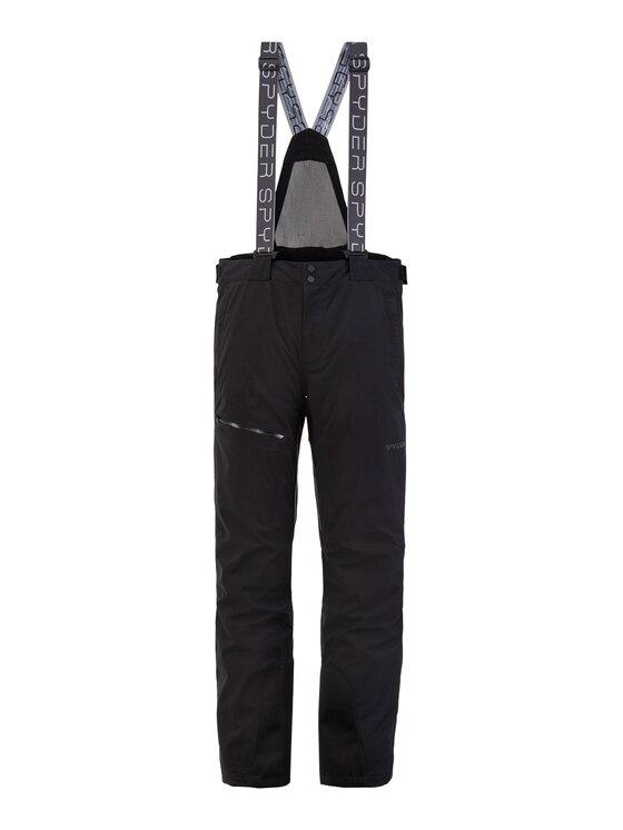 Spyder Spyder Ски панталони Dare 191026 Черен Regular Fit