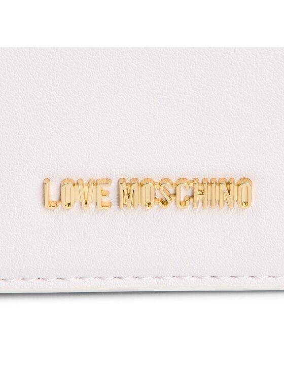LOVE MOSCHINO LOVE MOSCHINO Geantă JC4309PP07KQ0100 Alb