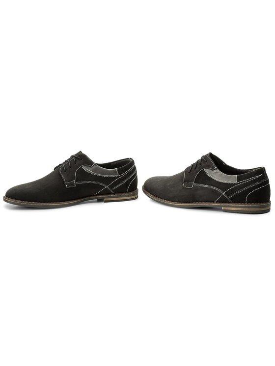 Sergio Bardi Sergio Bardi Chaussures basses Cambiano SS127329918MD Noir