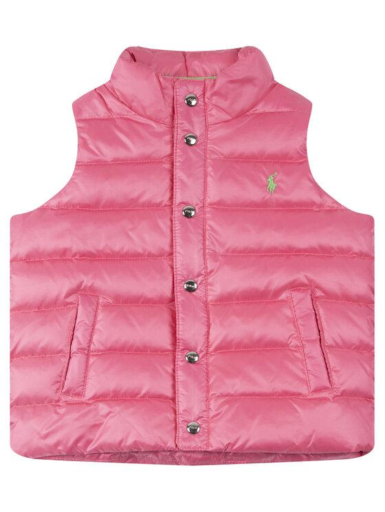 Polo Ralph Lauren Polo Ralph Lauren Weste Spring I 311784339 Rosa Regular Fit