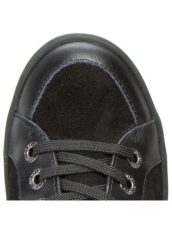 Liu Jo Liu Jo Laisvalaikio batai Sneaker Mid Coralie S65121 P0079 Juoda