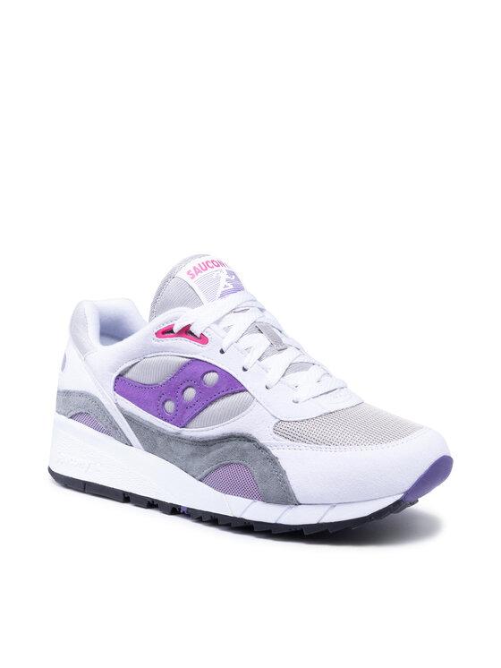 Saucony Laisvalaikio batai Shadow 600 S70441-2 Balta