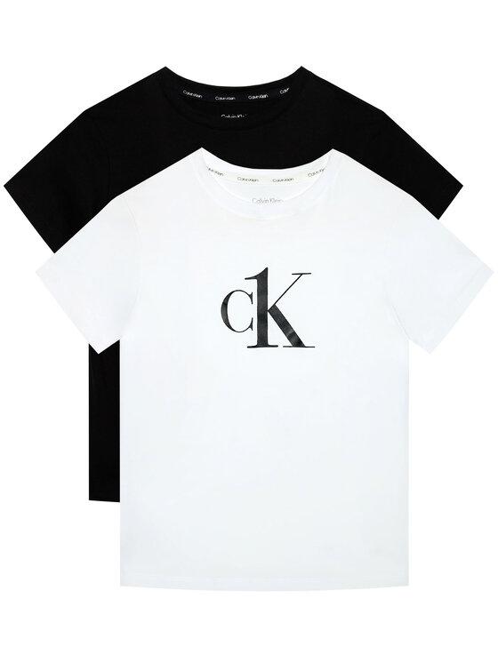 Calvin Klein Underwear 2 marškinėlių komplektas Ck One B70B700327 Spalvota Regular Fit