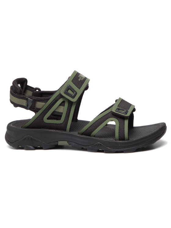 The North Face The North Face Sandali Hedgehog Sandal II T0CC3D8AP Nero