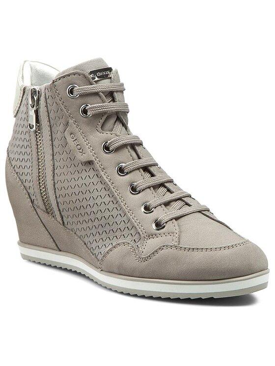 Geox Geox Sneakers D Illusion A D6254A 000LT C1010 Grau
