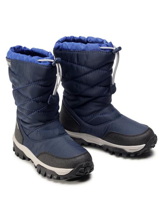 Geox Geox Cizme de zăpadă J Himalaya B Wpf B J043AB 0FU04 C4226 S Bleumarin