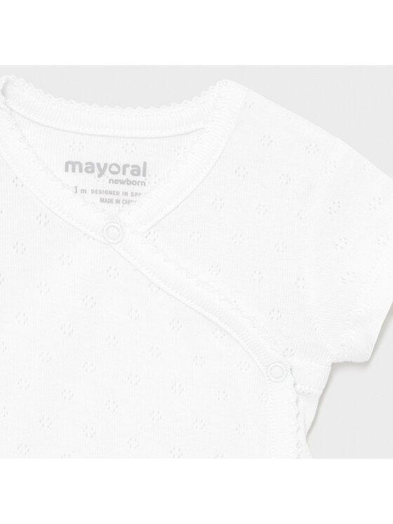 Mayoral Mayoral Body dziecięce 191 Biały
