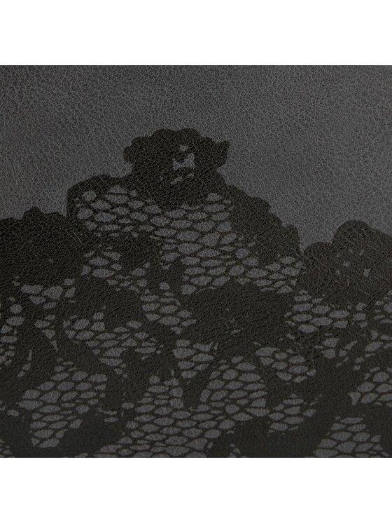 Liu Jo Liu Jo Torebka Hobo M Maromia Lace A66059 E0017 Szary