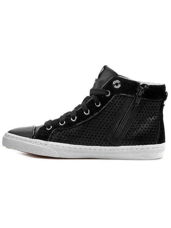 Geox Geox Sneakers D New Club B D5258B 04321 C9999 Negru