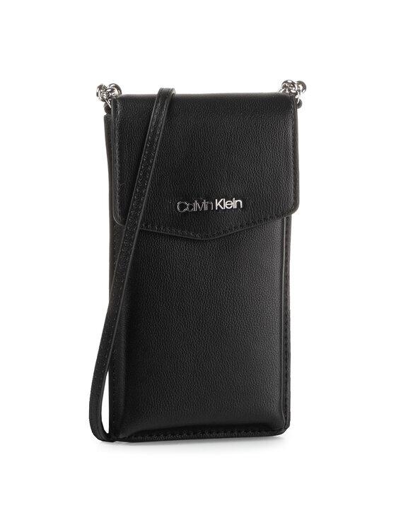 Calvin Klein Calvin Klein Táska Chained Phone Pouch K60K606069 Fekete
