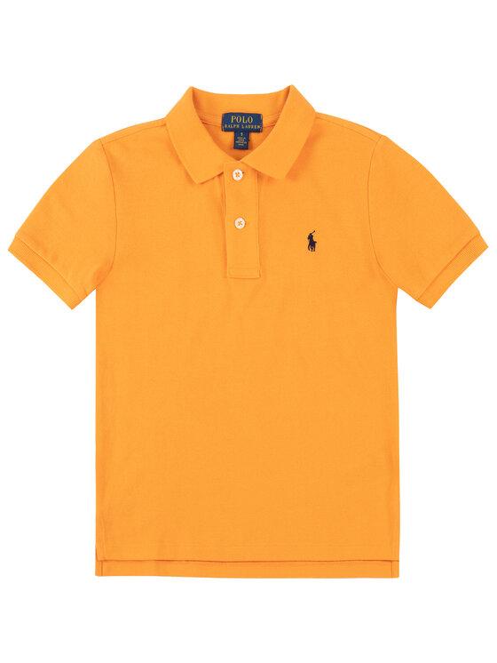Polo Ralph Lauren Polo Spring I 322703632 Pomarańczowy Regular Fit