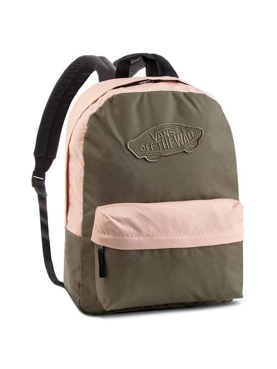 Vans Vans Hátizsák Realm Backpack VN0A3UI6UOT Zöld