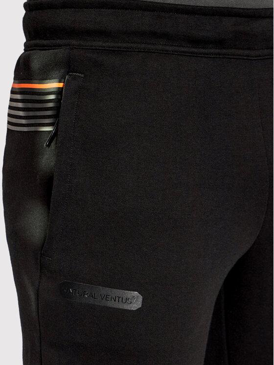 EA7 Emporio Armani EA7 Emporio Armani Spodnie dresowe 6HPP66 PJJ5Z 1200 Czarny Regular Fit