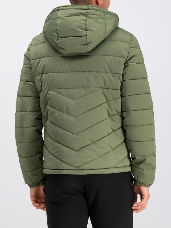 Guess Guess Zimní bunda M94L50 WC2A0 Zelená Regular Fit