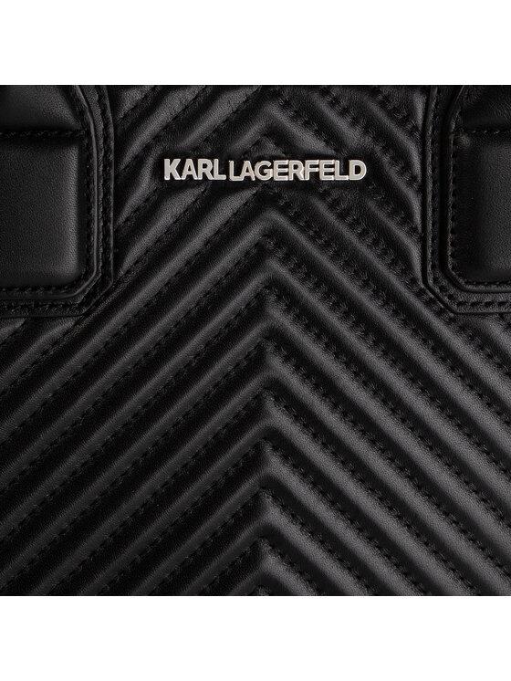 KARL LAGERFELD KARL LAGERFELD Torebka 96KW3023 Czarny