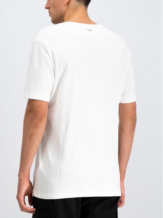 Hugo Hugo T-Shirt 50414193 Weiß Regular Fit