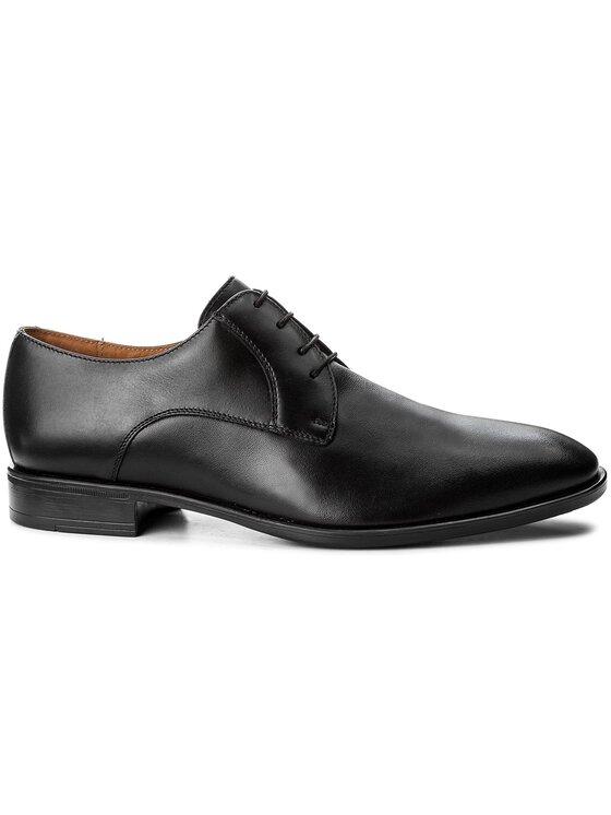 Gino Rossi Gino Rossi Обувки Rudi MPV407-K66-E100-9900-0 Черен