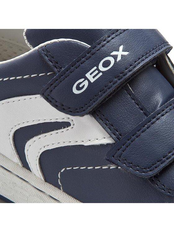 Geox Geox Félcipő J Maltin B. A J42G3A 000BC C4211 Sötétkék