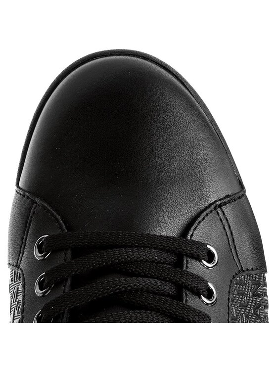 Guess Guess Sneakers FMGEO3 LEM12 Negru