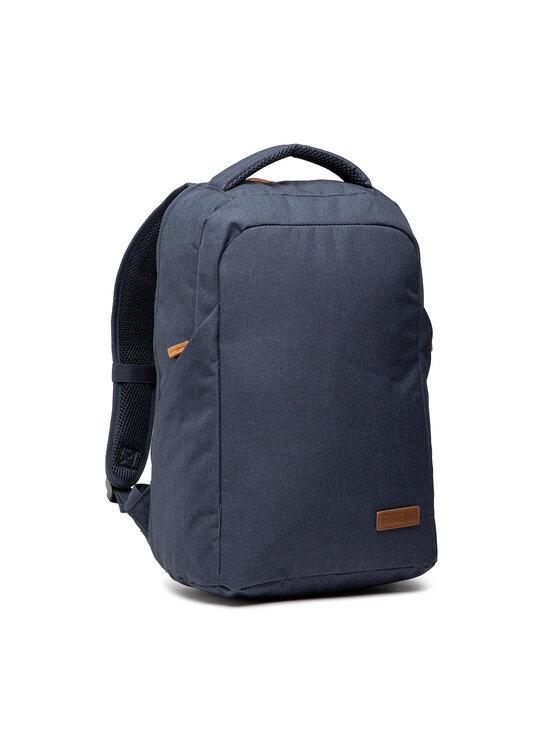 Travelite Kuprinė Basics Safety Rucksack 96311-20 Tamsiai mėlyna