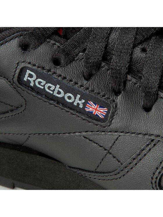 Reebok Reebok Παπούτσια Cl Lthr 3912 Μαύρο
