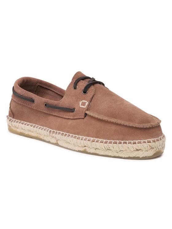Manebi Espadrilės Boat Shoesm 2.9 K0 Ruda