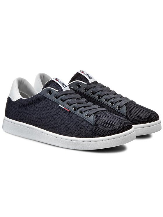 Tommy Hilfiger Tommy Hilfiger Sneakers DENIM Sullivan 1M-1 EM56820721 Bleu marine
