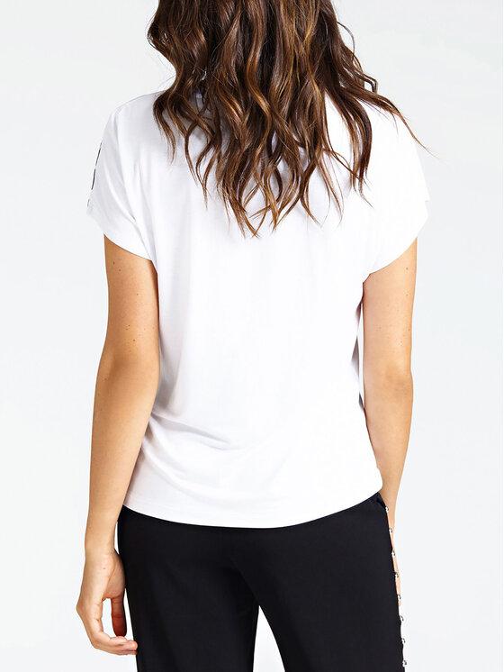 Guess Guess T-Shirt W93I59 K68D0 Λευκό Regular Fit