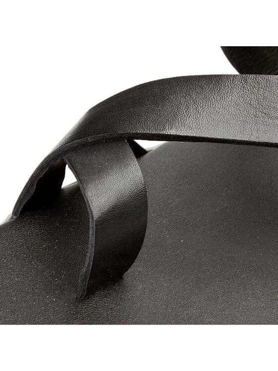 Armani Jeans Armani Jeans Flip-flops A6547 96 12 Fekete