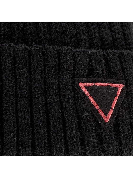 Guess Guess Cappello Country & Western-Not Coordinated Wool AM6518 WOL01 Nero