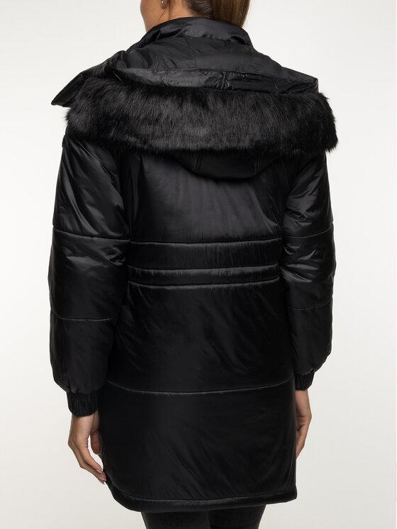Emporio Armani Emporio Armani Zimní kabát 6G2L77 2NUNZ 0999 Černá Regular Fit