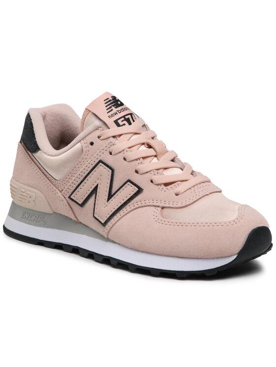 New Balance Sneakers WL574FL2 Rosa