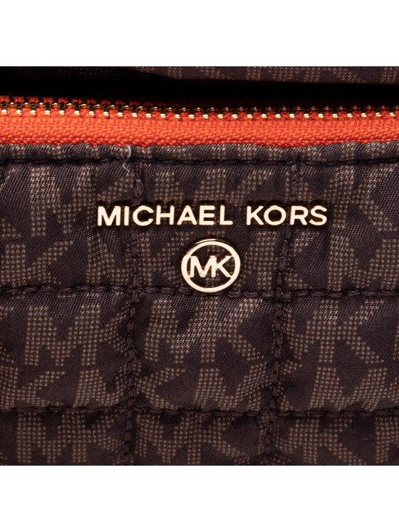 MICHAEL Michael Kors MICHAEL Michael Kors Torebka Slater 30F1G04M6U Brązowy