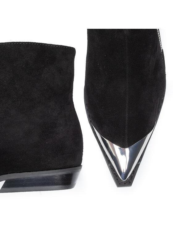 Calvin Klein Jeans Calvin Klein Jeans Μποτάκια Anneke B4R0450 Μαύρο