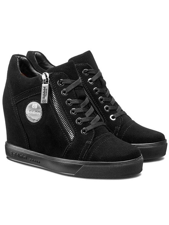 Baldinini Baldinini Sneakers 648424PCAMO00 Negru