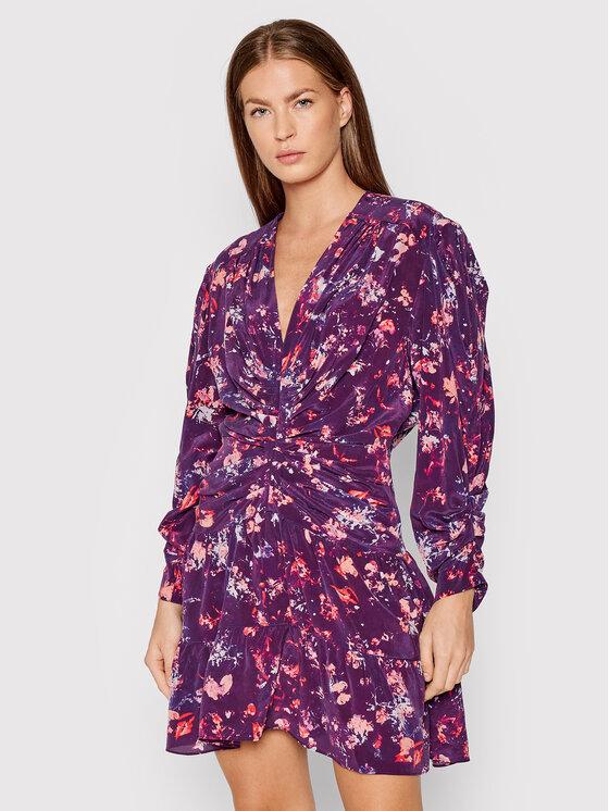 IRO Kasdieninė suknelė Diplo Violetinė Regular Fit