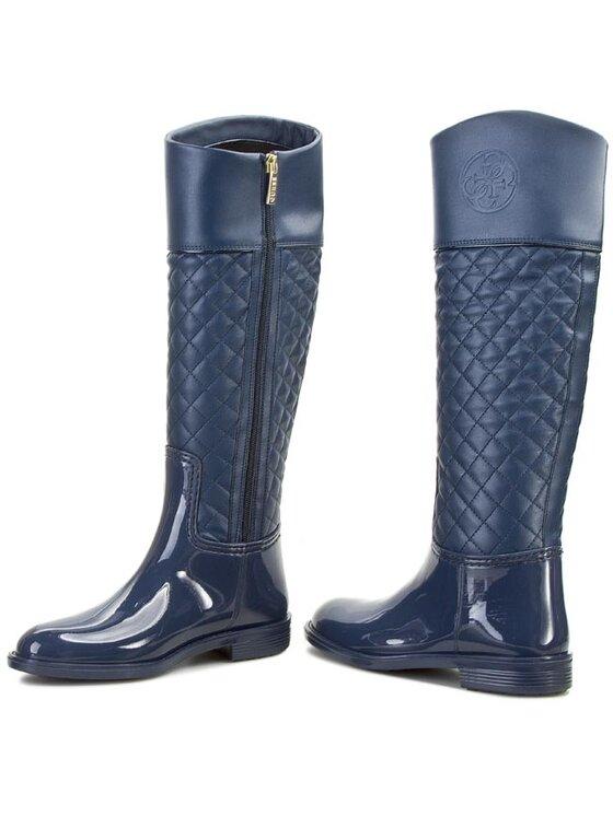 Guess Guess Guminiai batai Sissy FL4SYS FUR11 Mėlyna