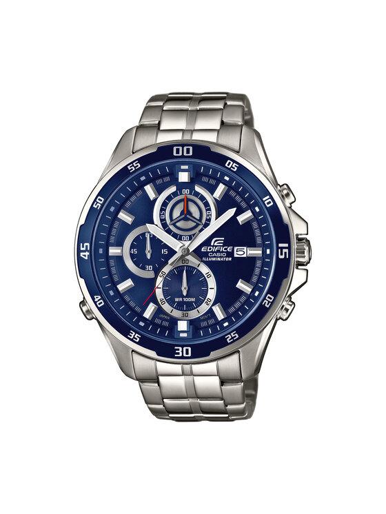 Casio Laikrodis Edifice EFR-547D-2AVUEF Sidabrinė