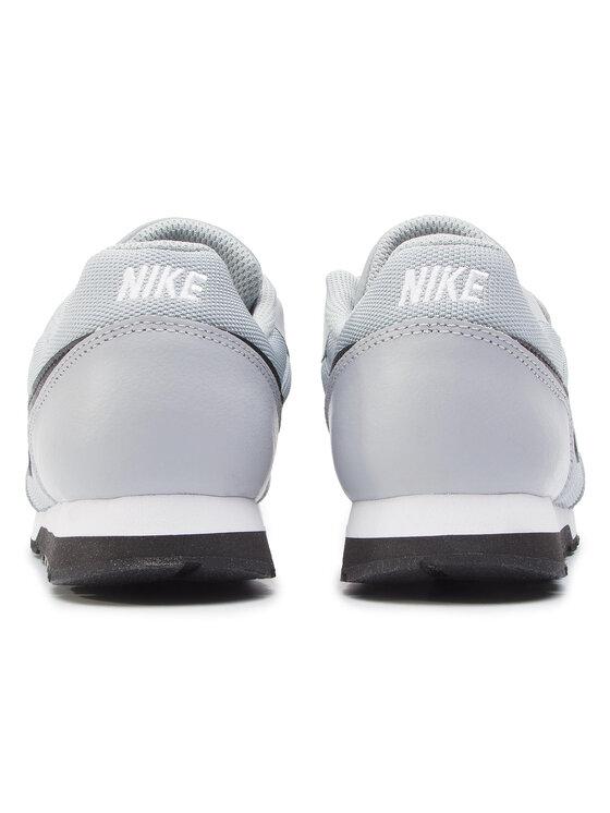 Nike Nike Buty Md Runner 2 (PSV) 807317 003 Szary