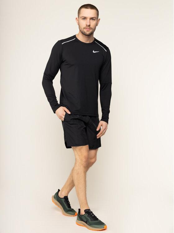 Nike Nike Szorty sportowe Challenger AJ7741 Czarny Standard Fit
