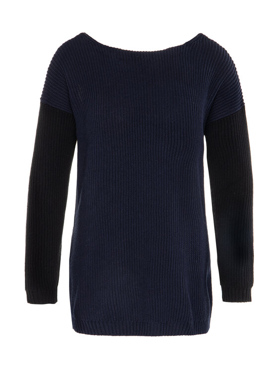 Weekend Max Mara Weekend Max Mara Maglione 53662499 Blu scuro Regular Fit