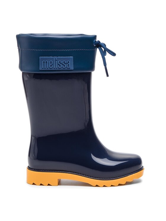 Melissa Melissa Holínky Rain Boot Inf 32423 Tmavomodrá