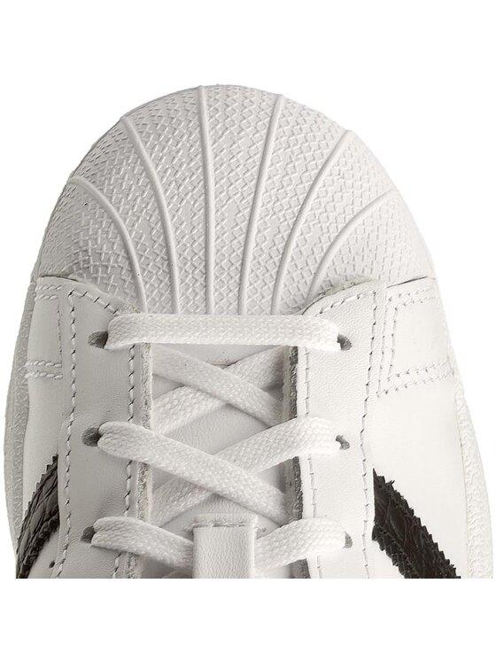 adidas adidas Обувки Superstar J BZ0362 Бял