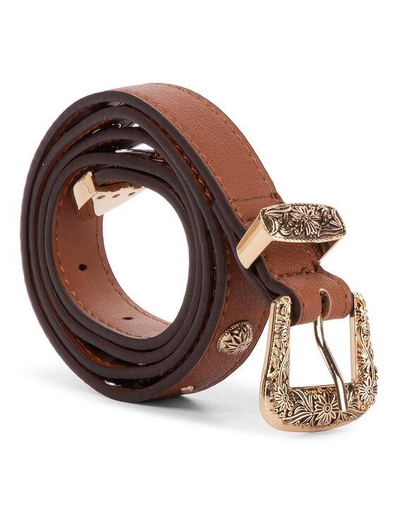 Liu Jo Liu Jo Moteriškas Diržas Cintura 2 Cm Trittic A19211 E0031 Ruda
