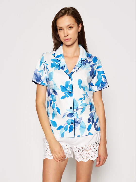 Cyberjammies Pižamos marškinėliai Libby 4762 Balta