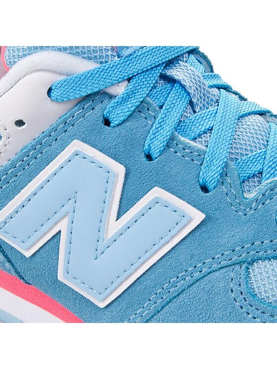 New Balance New Balance Sneakersy KL5740LG Modrá